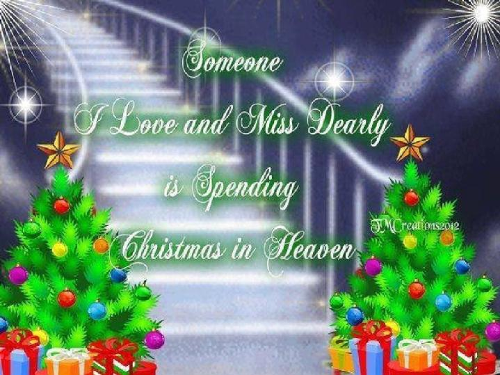 merry heavenly christmas my precious sonshine - Merry Christmas In Heaven